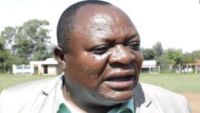 Matungu MP Justus Murunga photo