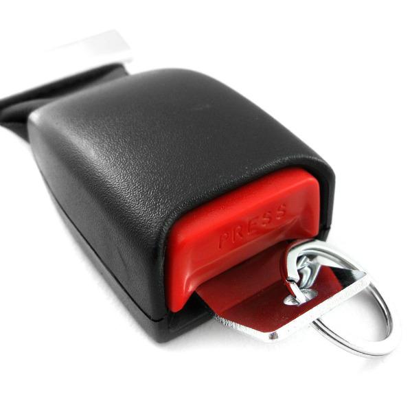 Safety Seatbelt Buckles Inspired Key Holder Rack Hook