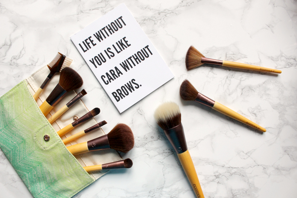 Eco Tools Face, Eye and Lip Brushes