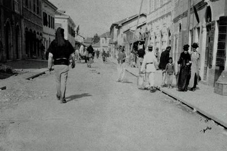 Shkodra, foto te vjetra, Shkoder