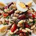 Piyaz, la original ensalada de alubias turca