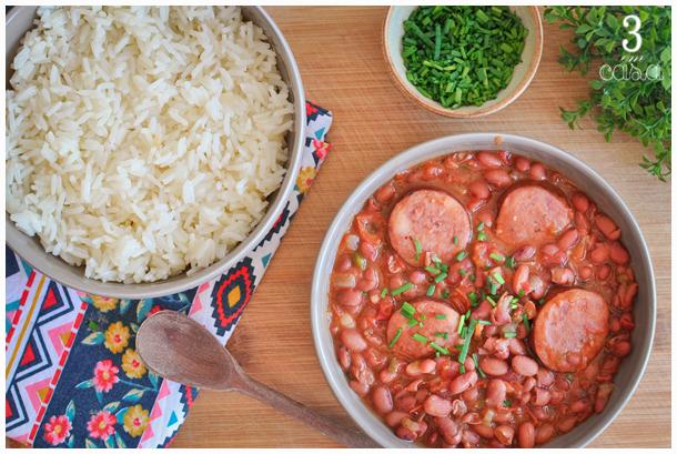 red beans and rice como fazer