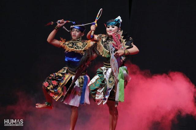 Festival Jaranan Terbuka Kabupaten Trenggalek ke-24 Kembali Digelar