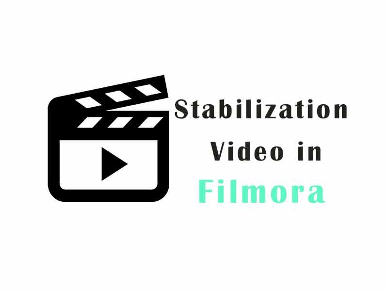 Cara Stabilizer Video di Filmora 9