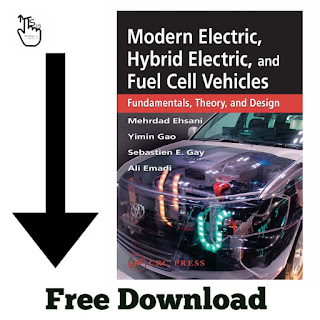 Free Download PDF Of Modern Electric, Hybrid Electric, And Fuel Cell Vehicles