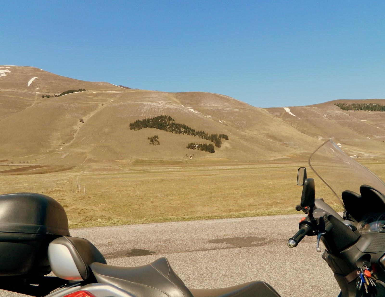 Castelluccio: Monti Sibillini National Park