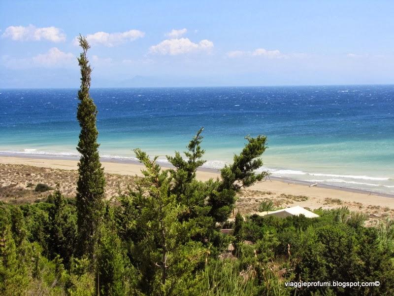 Isole Diapontie: spiaggia a Erikoussa