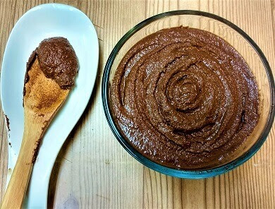 Homemade Chocolate Hazelnut Butter (Paleo, Gluten-Free, Whole30, Refined Sugar-Free, Dairy-Free, Vegan).jpg
