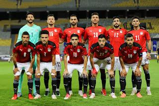 ترتيب مصر في المجموعة السادسة من تصفيات المونديال