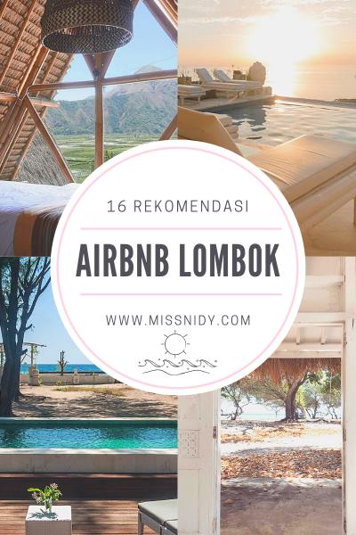 rekomendasi penginapan murah dekat pantai di lombok