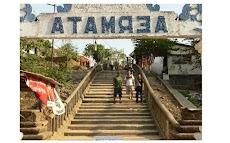 Wisata di Bangkalan - Air Mata Ibu Arosbaya
