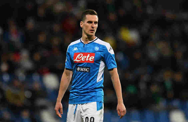Arkadiusz Milik is Linked to Spurs