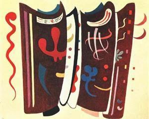 Marrom Como Suplemento - Kandinsky e suas pinturas | O pioneiro da arte abstrata