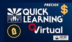Quick Learning Precios Online ¿Muy caro o vale la pena?