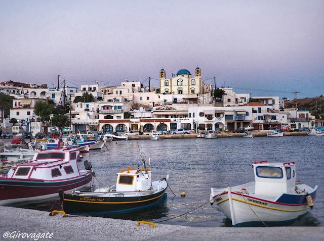 Lipsi Grecia Dodecaneso