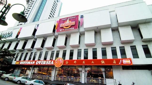 oversea restoran