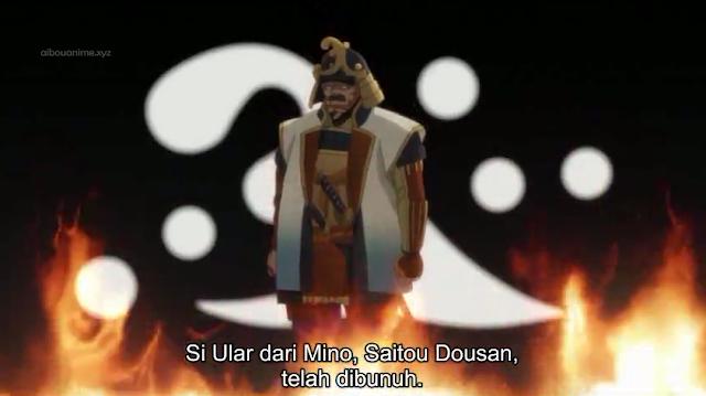 Kochouki: Wakaki Nobunaga Episode 09 Subtitle Indonesia