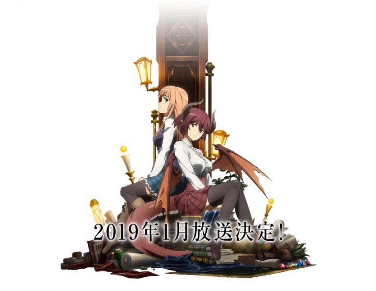 El Anime Manaria Friends ya cuenta con fecha de estreno