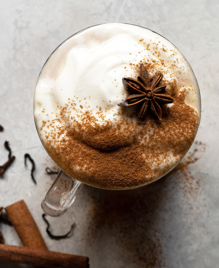 Homemade Chai Latte from Scratch #homemade #drink #chocolate #chai #latte