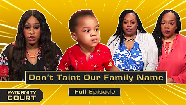 Paternity Court 06.21.2021 | Don't Taint The Family Name: Deceased Man's Sisters Deny Paternity