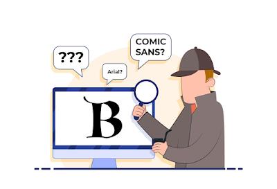 Tutorial Cara Menemukan Nama Font Secara Otomatis
