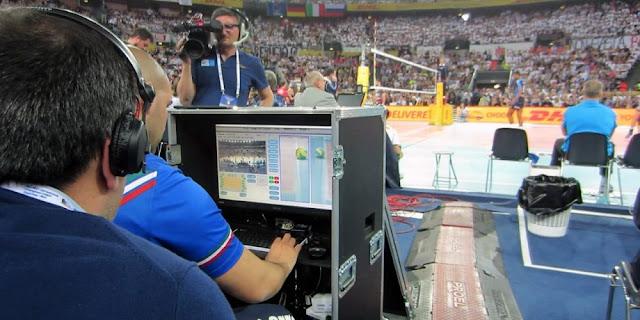 AVC hợp tác với Genius Sports (Anh) để hổ trợ trọng tài chính xác hơn