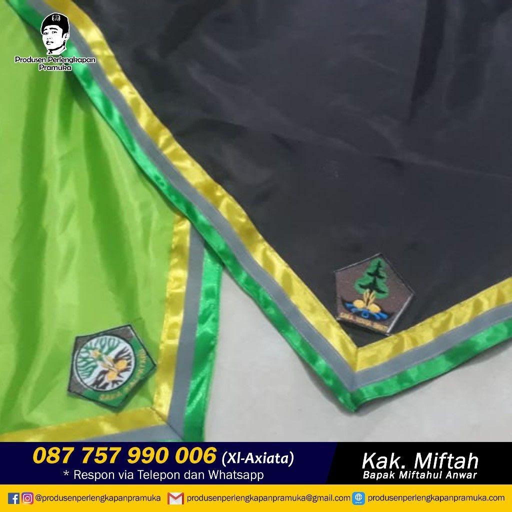 Jual Scarf Pramuka Semarang, Serang, Sukabumi, Surabaya, Surakarta, Tasikmalaya