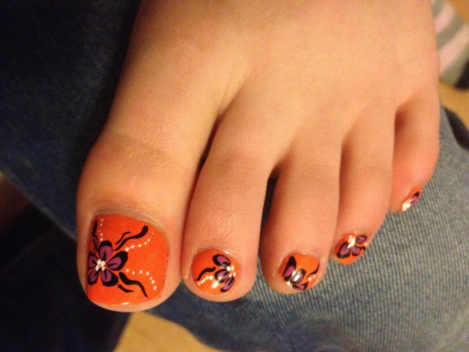 Thanksgiving Nail Art Nail Art Nails Ideas