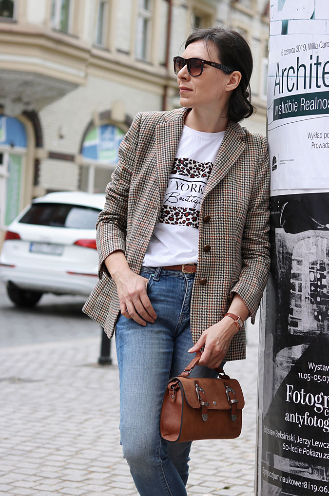 jeansy stylizacje 2019