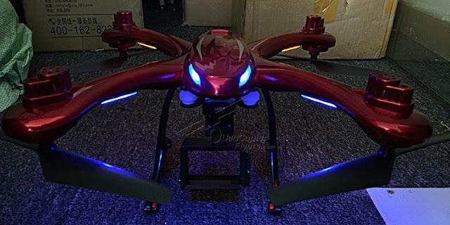 MJX X102H Rc Quadcopter