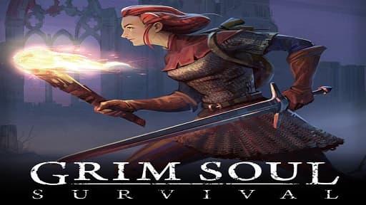 تحميل لعبة Grim Soul مهكرة للاندرويد قائمة غش