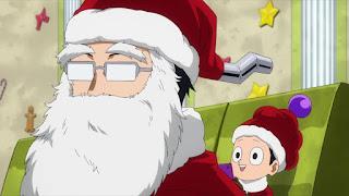 ヒロアカ 5期アニメ クリスマス サンタ | 僕のヒーローアカデミア My Hero Academia Christmas Party