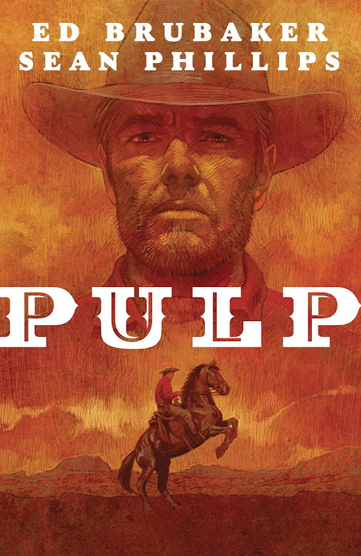 Cover of Pulp original graphic novel