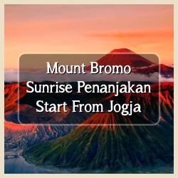 Bromo Sunrise From Jogja