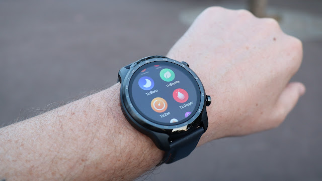 TicWatch Pro 3 is getting a Wear OS H-MR2 to upgrade with Snapdragon Wear 4100 upgrades
