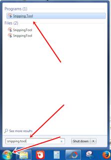 Cara Screenshot Pada Komputer / Laptop
