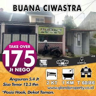 Take Over 175 Juta Rumah Buana Ciwastra Kodya Bandung