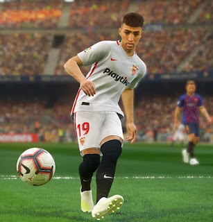 PES 2019 REAL SOCCER Gameplay Mod v2.4 Reworked C by Incas36