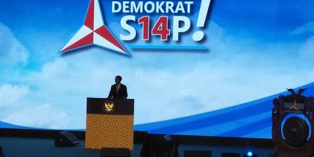 "Disindir ""Katakan Tidak Pada Korupsi"" Di E-KTP, Demokrat : PDIP Cuci Tangan Alihkan Kesalahan"