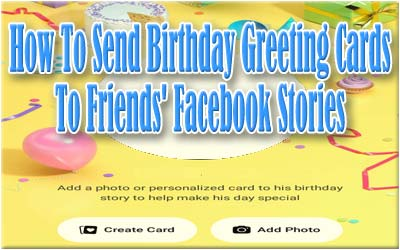 Phenomenal How To Send Birthday Greeting Cards To Friends Facebook Stories Funny Birthday Cards Online Fluifree Goldxyz