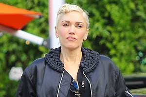 46-year-old Gwen Stefani was published without makeup