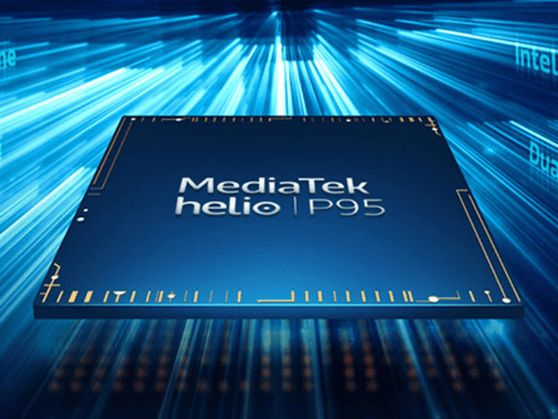 MediaTek Helio P95 with boosted AI performance announced