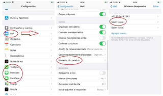 Cara memblokir spam di iPhone, Begini caranya