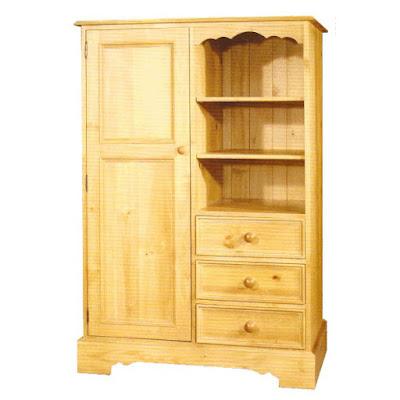 Teak Minimalist waredrobe and Armoire 2 door furniture,interior classic furniture code 107