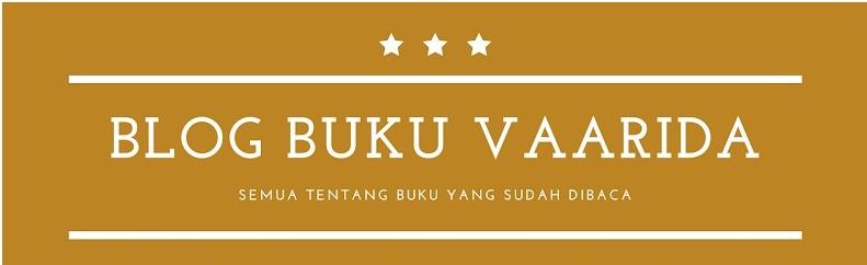 VaaRida Punya Blog Buku