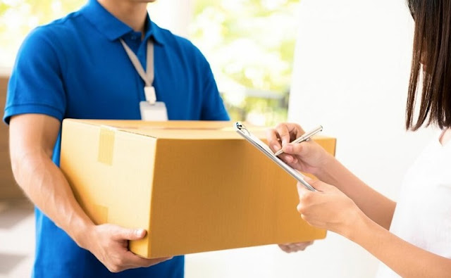 cara menerima barang lewat JNE