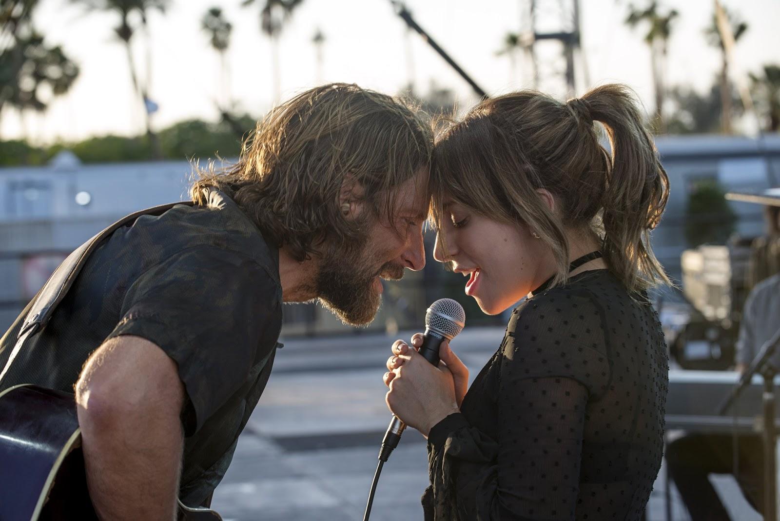 Ha nacido una estrella - Bradley Cooper y Lady Gaga