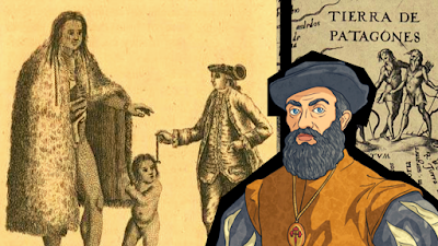 magellan with giants