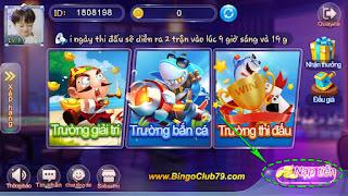 Nạp Xu Bingo Club