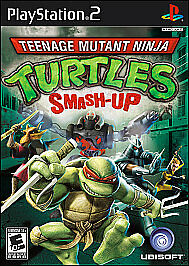 Cheat Dan Tips Trik Teenage Mutant Ninja Turtles: Smash-Up PS2